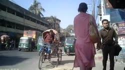 Bangladeshi girl in pink