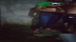 srilankan PublicAgent small tits student  fucks for cash in the  city සිංහල
