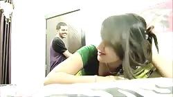 Fucking Cute Bhabhi Desperately Romances with Servant- DesiGuyy