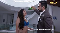 Indian actress Hot sex scene from webseries