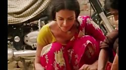 Indian actress Bidita Bag sex kissing boobs Babumoshai Bandookbaaz Nawaz